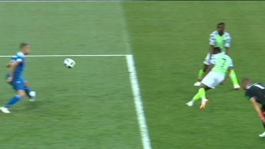 Nigéria vence a Islândia e ajuda a Argentina; assista aos lances