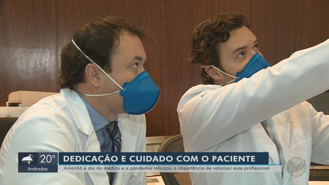Dia do Médico: Pandemia reforçou importância dos profissionais