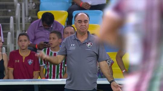 """Jornalista, sobre Marcelo Oliveira: """"Teria demitido quando entregou a escalação na quarta-feira"""""""