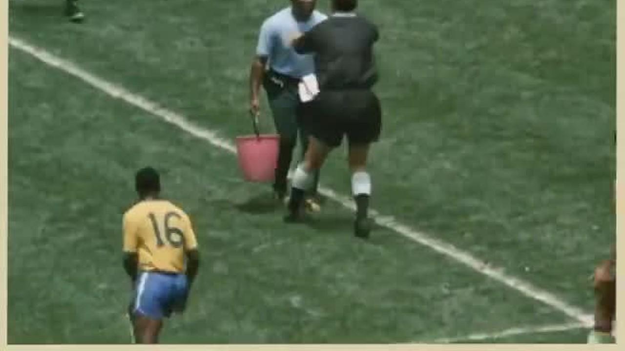 Fifa TV: Opa! O melhor dos piores e mais engraçados momentos da Copa de 1970