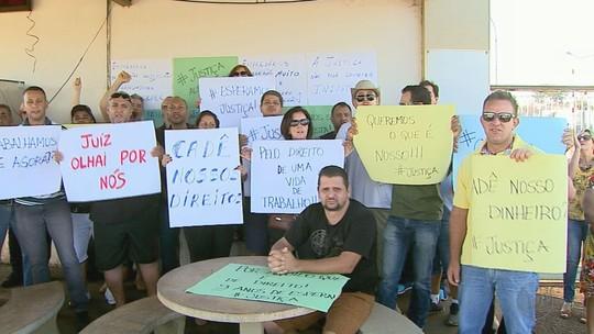 Ex-funcionários da falida Leite Nilza cobram pagamento de dívidas trabalhistas que somam R$ 12,1 milhões