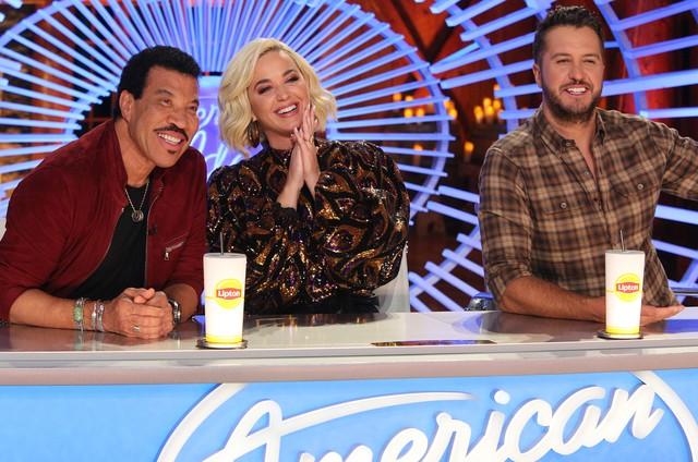 Jurados do 'American idol' (Foto: Reprodução)