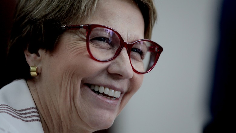 Tereza Cristina (Foto: Antonio Araujo/Mapa)