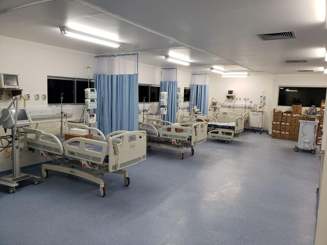 Defensorias Públicas do Estado e da União recomendam que 147 leitos abertos em Mossoró durante a pandemia se tornem permanentes