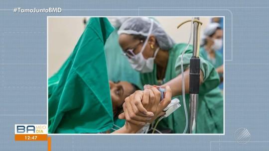 Baiana dá à luz quadrigêmeos em Salvador; bebês têm entre 1,2 kg e 2,2 kg