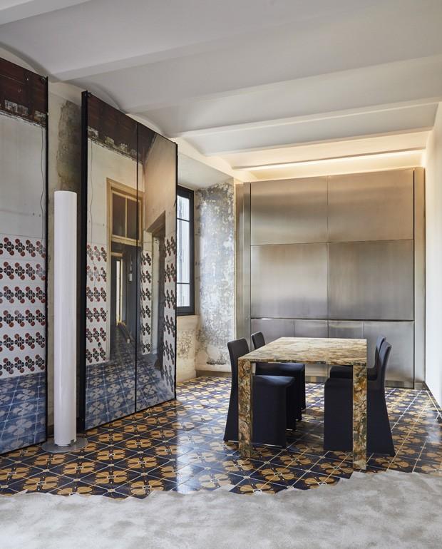 Jean Nouvel assina hotel da Fendi  (Foto: divulgação)