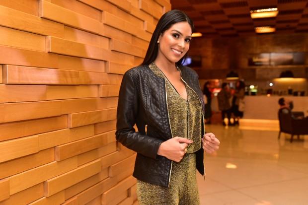 A miss Brasil 2018 Mayra Dias (Foto: Leo Franco/AgNews)