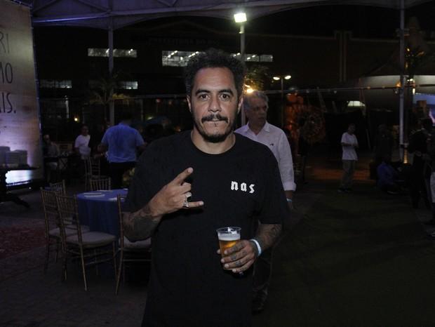 Marcelo D2 (Foto: Daniel Pinheiro/AgNews)