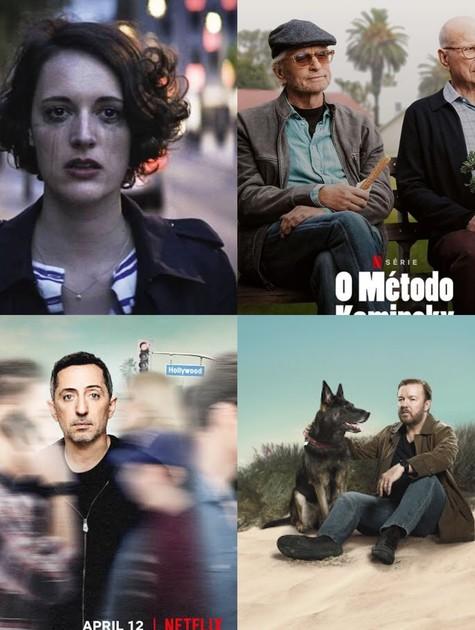 Seleção de séries curtas de humor (Foto: Divulgação)