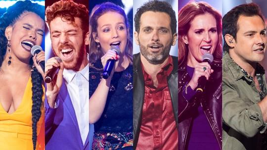 Final 'PopStar': confira a trajetória dos seis finalistas