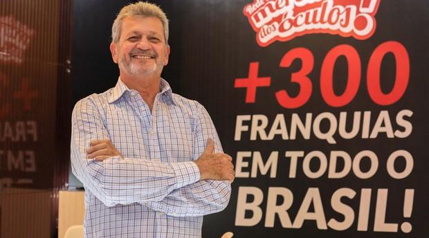 Celso Silva - Mercadão dos Óculos (Foto: Divulgação)