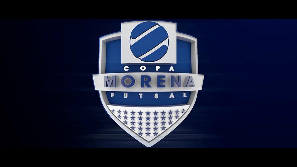 Copa Morena de Futsal MS 2020 — Foto: TV Morena