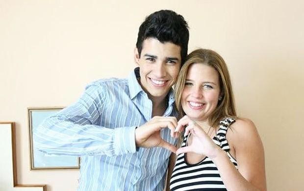 Gusttavo Lima e Debby Lagranha (Foto: Reprodução / Instagram)