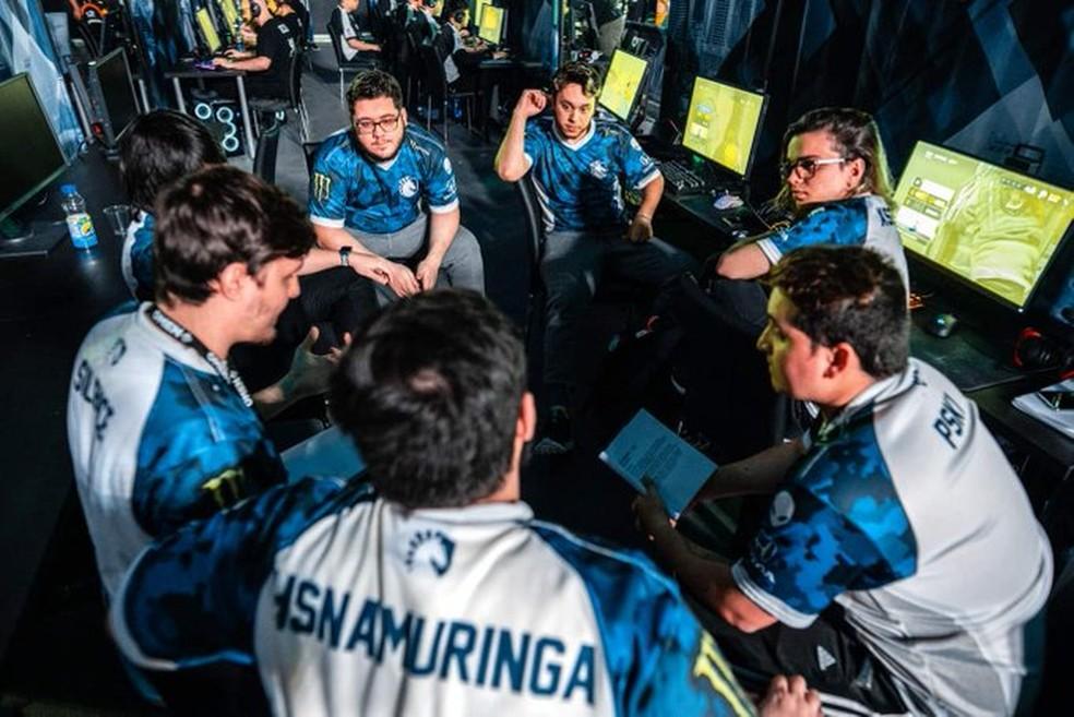 Team Liquid lutou até o final, mas acabou caindo para a TSM — Foto: Divulgação/Team Liquid Twitter