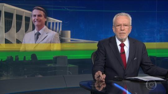 Bolsonaro cancela audiências agendadas para terça-feira com Maia e Eunício no Congresso