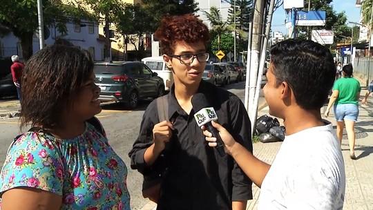 'Plugue' foi às ruas para perguntar sobre maturidade