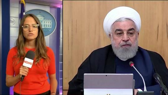 Irã ameaça responder com 'guerra total' se for atacado