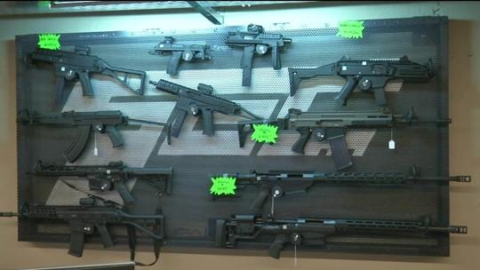 Suíços decidem adotar normas mais rígidas sobre armas