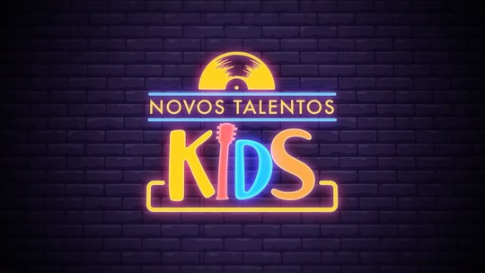 G1 Goiás e TV Anhanguera transmitem ao vivo a final do 'Novos Talentos Kids'