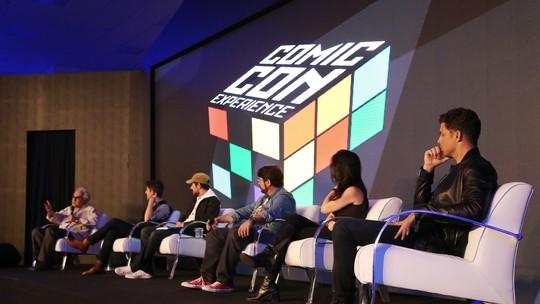 Comic Con Experience 2016: Globo apresenta programas e séries