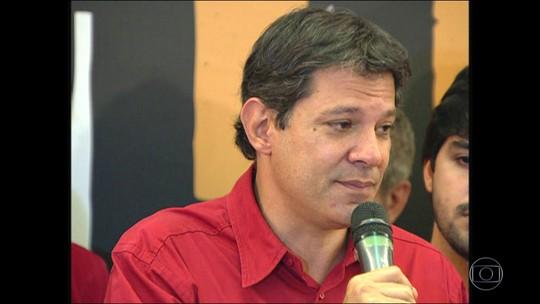 Justiça de SP torna Haddad réu por corrupção e lavagem de dinheiro