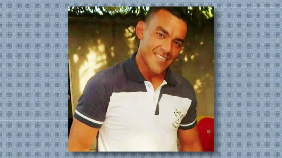 Thiago Chaves da Silva morreu após ser baleado em confronto na Rocinha (Foto: Reprodução/ TV Globo)