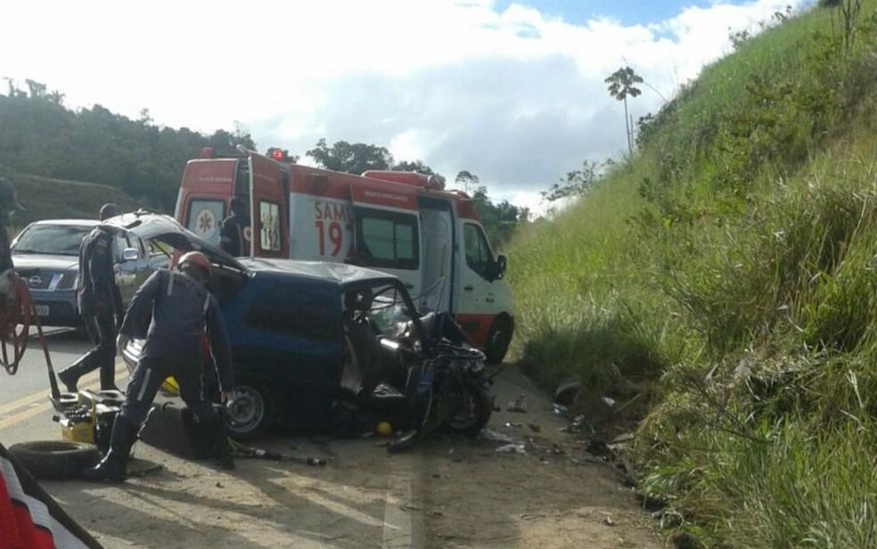 BR-101 foi a que registrou o maior número de acidentes com mortes em 2017. (Foto: Anacley Souza/ Site Voz da Bahia)