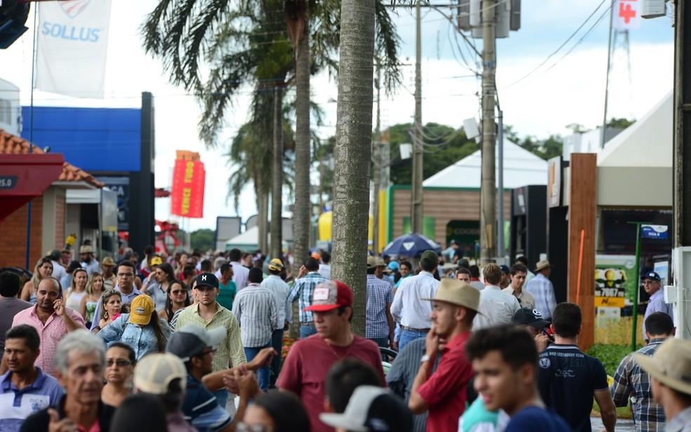 Tecnoshow 2019 espera movimentar mais de R$ 2,5 milhões em negócios — Foto: Divulgação/Comigo