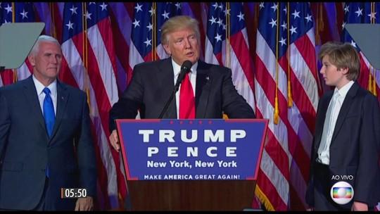 Veja a repercussão pelo mundo sobre a vitória de Donald Trump nos EUA