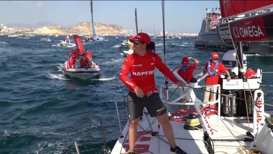 Nova regra incentiva participação de mais mulheres na regata Volta ao Mundo