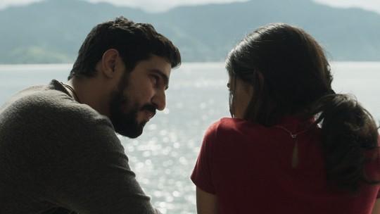 Em 'Órfãos da Terra', Jamil pede a mão de Laila em casamento