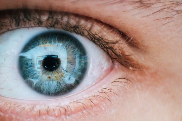 Olhos azuis (Foto: Pexels)