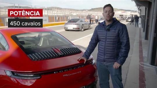 Porsche 911 de 8ª geração chega ao Brasil a partir de R$ 679 mil