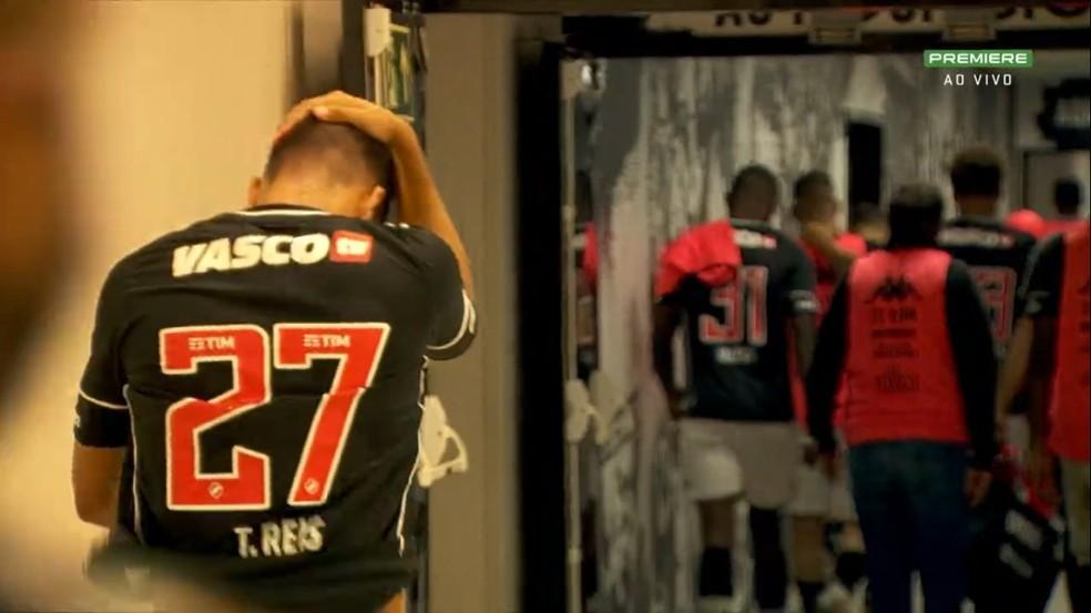 Vasco acumula quarto rebaixamento à Série B — Foto: Reprodução