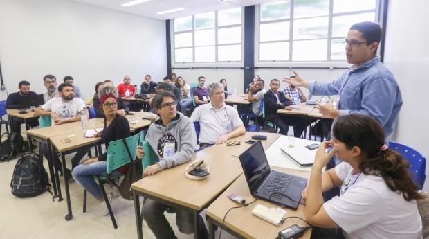 O Bootcamp contou com oficinas e mentorias (Foto: Divulgação)
