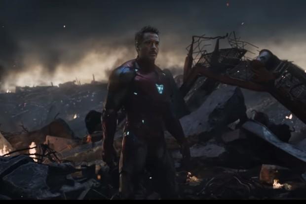 Homem de Ferro em novo teaser de Vingadores: Ultimato (Foto: reprodução)