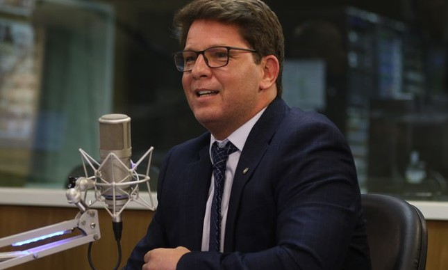 Secretário de Cultura, Mário Frias 18/11/2020