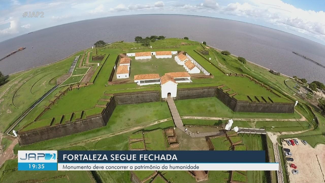 Fortaleza de São José concorrerá a patrimônio da humanidade após reabertura