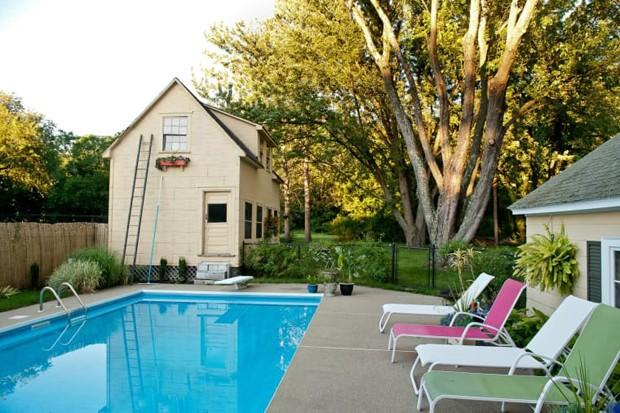 Novo aplicativo permite alugar piscina (Foto: Divulgação)