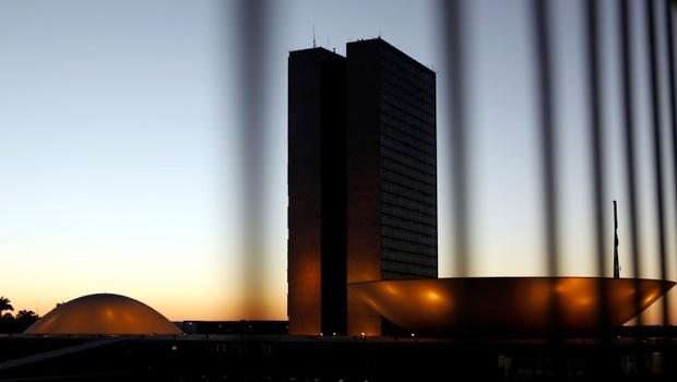 Prédio do Congresso Nacional em Brasília - palácio do Planalto - governo federal - governo  (Foto: Paulo Whitaker/Reuters)