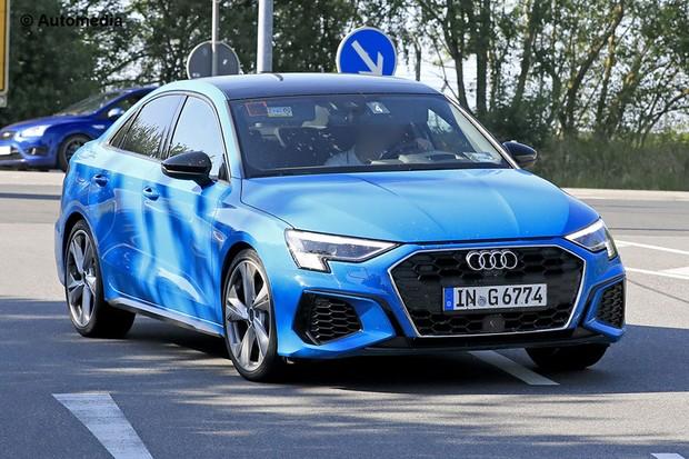 Audi S3 2020 (Foto: Automedia )