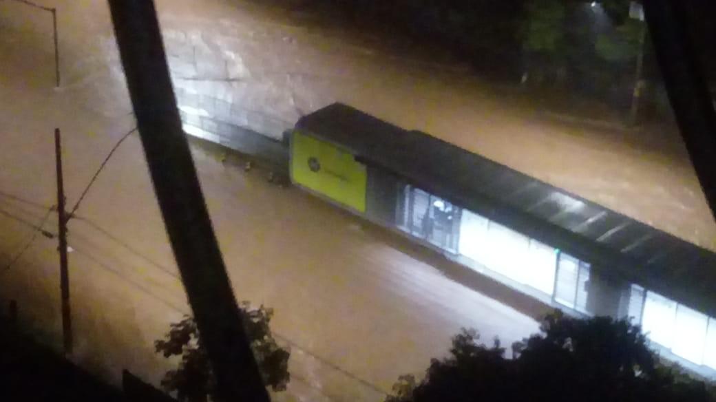Obra para controle de enchentes na Região de Venda Nova, em BH, tem 1ª etapa finalizada