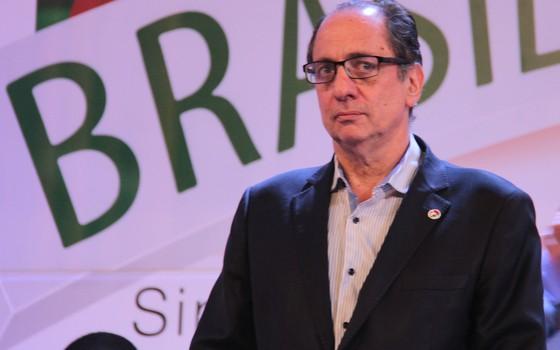 O presidente da UGT Ricardo Patah  (Foto: Marcio Ribeiro/Brazil Photo Press/Folhapress)