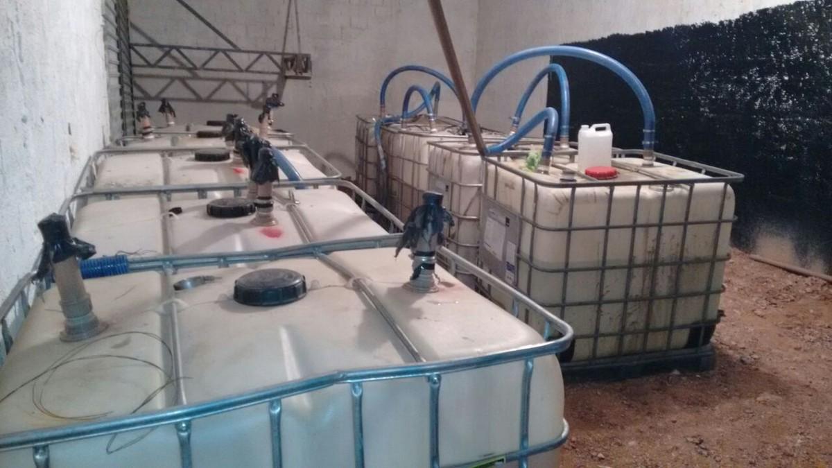 Túnel de 17 metros era usado para furtar derivados de petróleo em dutos da Transpetro em Itaquaquecetuba, diz polícia