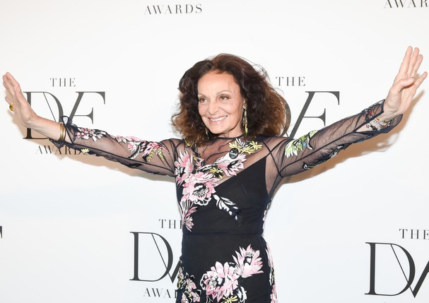 Diane Von Furstenberg (Foto: BFA for DVF Awards)