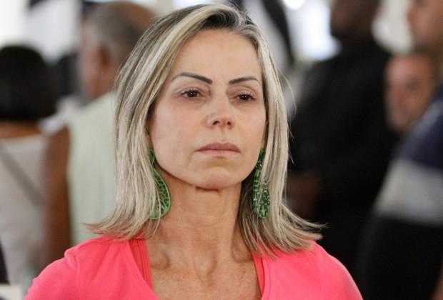 Lu Carvalho, sobrinha de Beth Carvalho (Foto: Marcos Ferreira / Brazil News)