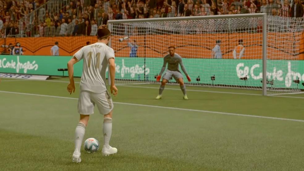 Oblak é o melhor goleiro do FIFA 20 — Foto: Reprodução/EA Sports