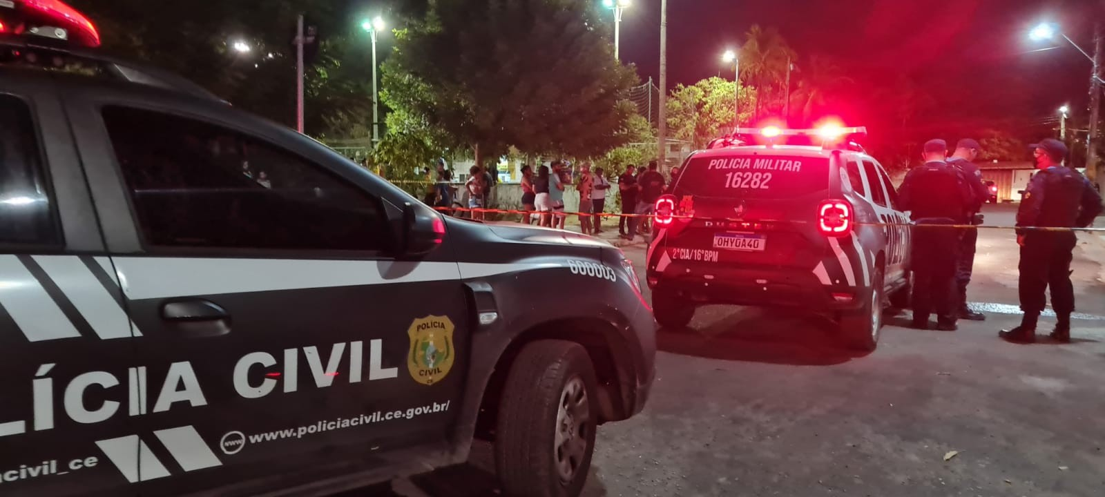 Estudante é morto a tiros enquanto trabalhava em churrascaria no Bairro Messejana, em Fortaleza