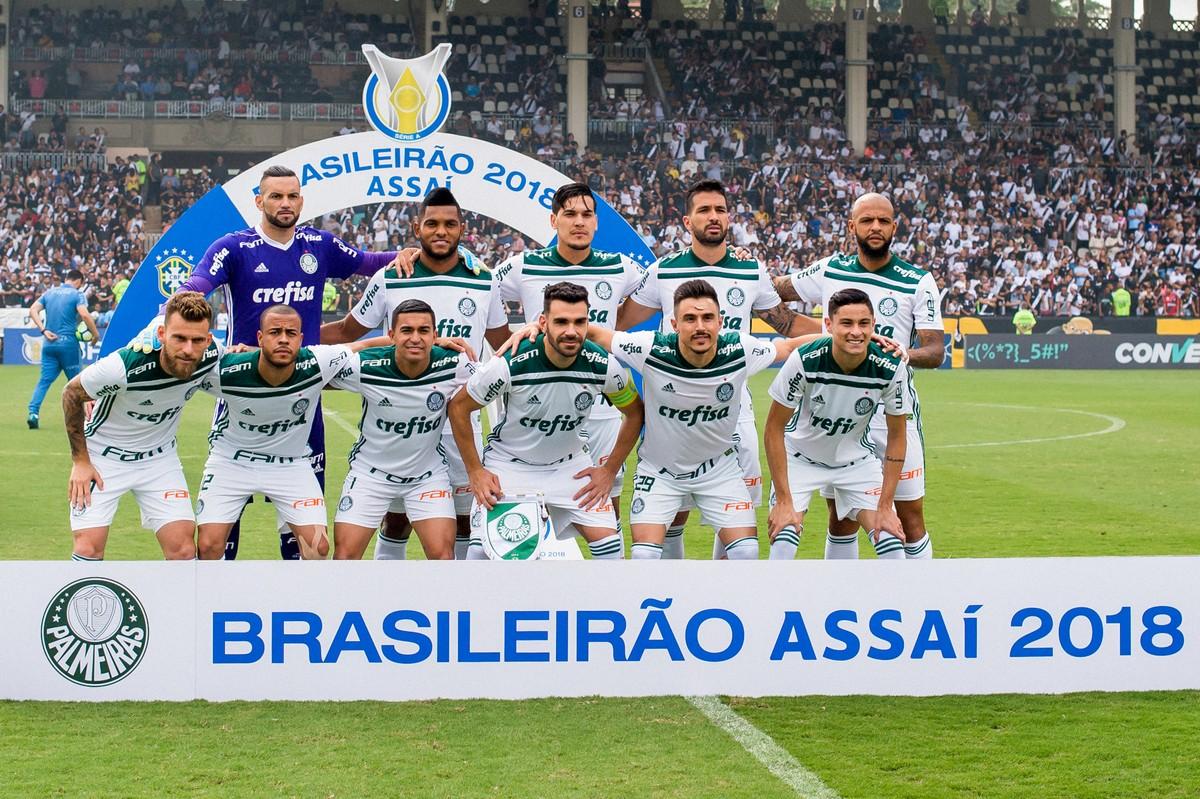 Lista de títulos dos campeões brasileiros: Palmeiras abre