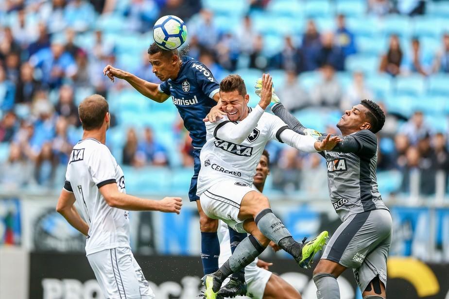 838d3fd87ef8e ... Hora de ganhar jogo grande  Botafogo tem aproveitamento de 28% contra  os outros principais